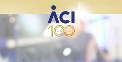 Dimel participa da celebração dos 100 anos da ACI
